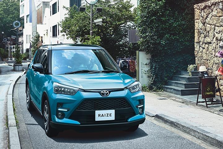 比廠家預期高8倍訂單,這款豐田SUV新車在日本火到莫名?