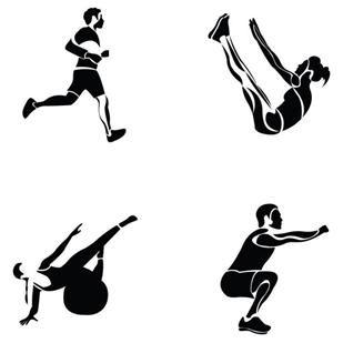 這些健身常識,幫新手掃盲,有效提高健身效率!