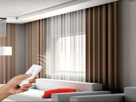 VR仿真資源|高端酒店驗金石,電動窗簾原理竟然是這么簡單