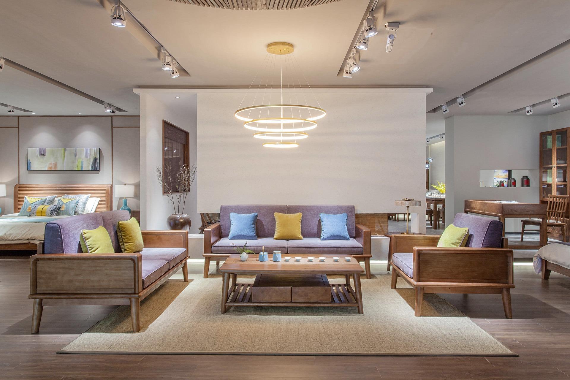 新中式风格的崛起,是现代家居装饰风格的,必然趋势!