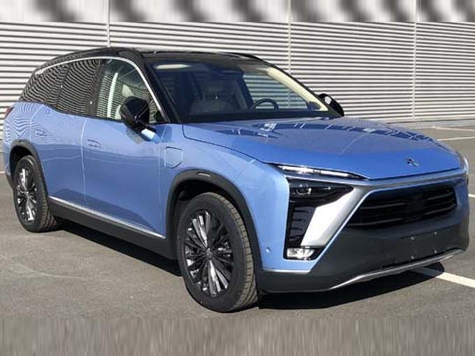 <b>蔚來ES8月均賣不到800臺 新款實車曝光  起價可能降至40萬左右</b>