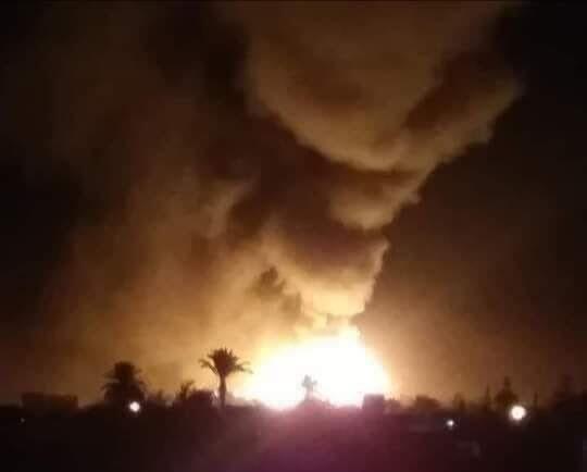 利比亞國民軍發起強攻,解放薩達城堡,向首都進發:大批武直開火