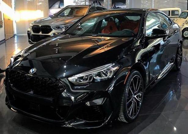 高顏值新轎跑亮相,大溜背+無框車門,306馬力帶四驅,4.9s破百