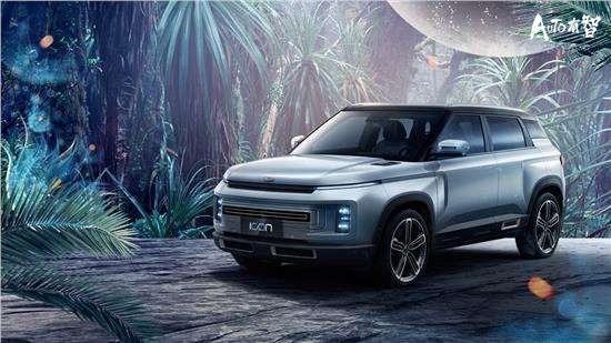 吉利icon國產高顏值偶像派車型