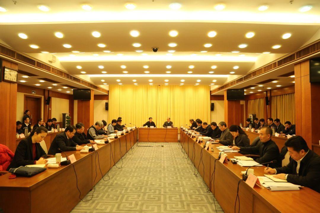 省委教育工作領導小組召開全體會議 為高水平全面建成小康社會貢獻教育力量