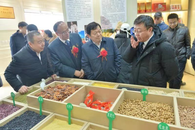 河北阳原县在京开设特色产品电商服务体验中心助力消费扶贫