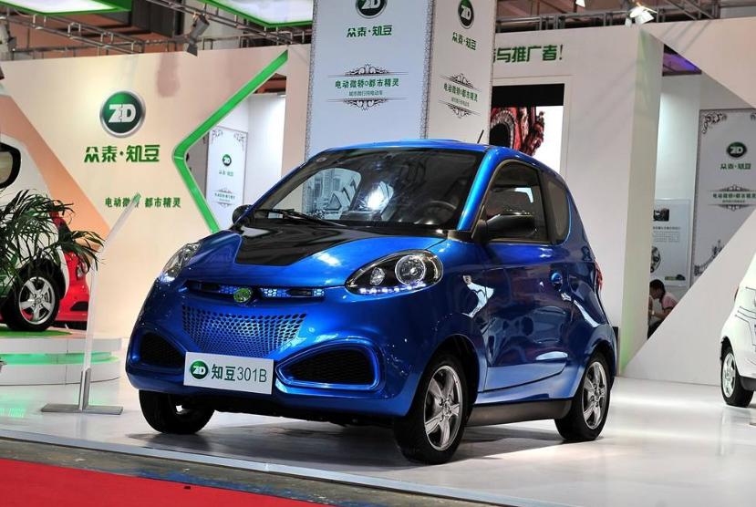 瀕臨破產的眾泰,竟擁有10個汽車品牌,看看有沒有你的車?(上)