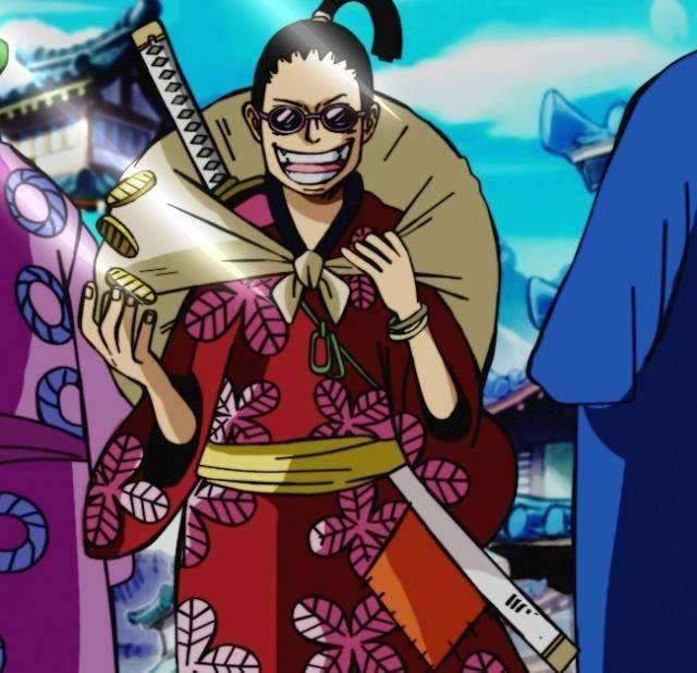 海賊王︰錦衛門尋找的三個強大武士,他們的實力究竟如何?