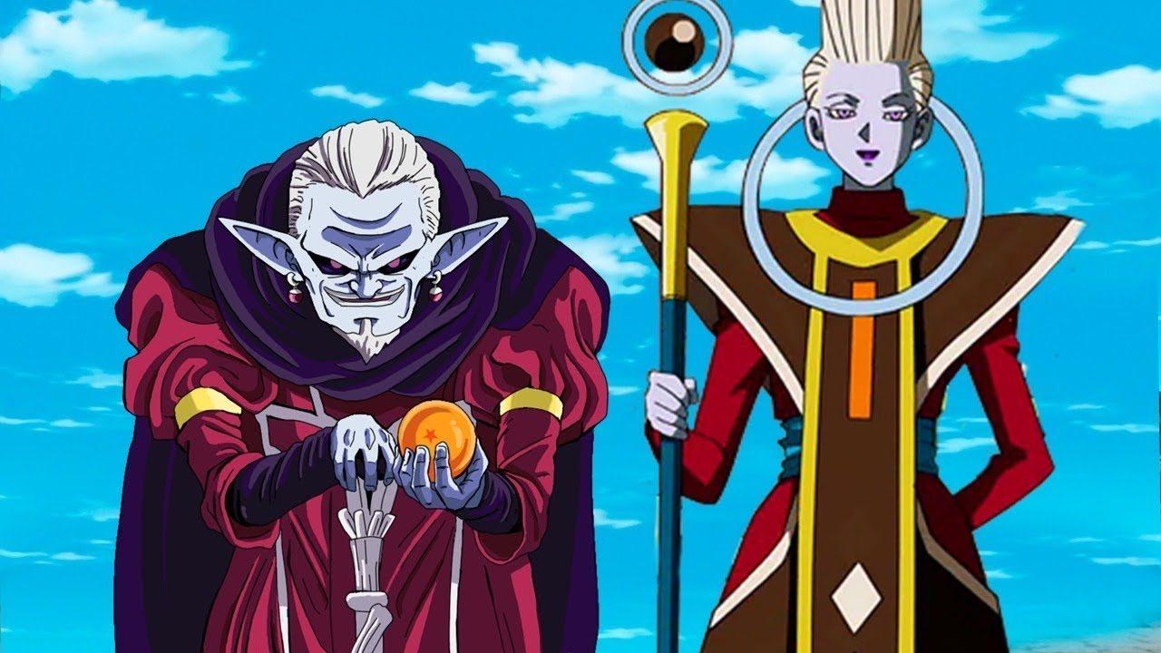 龍珠英雄︰能與神抗衡的魔族,魔界暗黑王出場,大神官也將被打敗