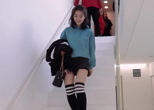 """船襪已經過時了,趙今麥的""""學生襪""""成爆款,網友︰引領潮流!"""