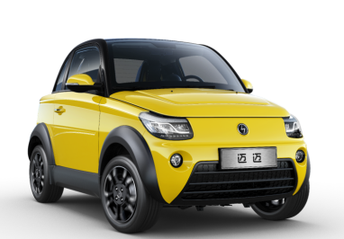 A00级电动车大盘点之迈迈汽车有何优势?
