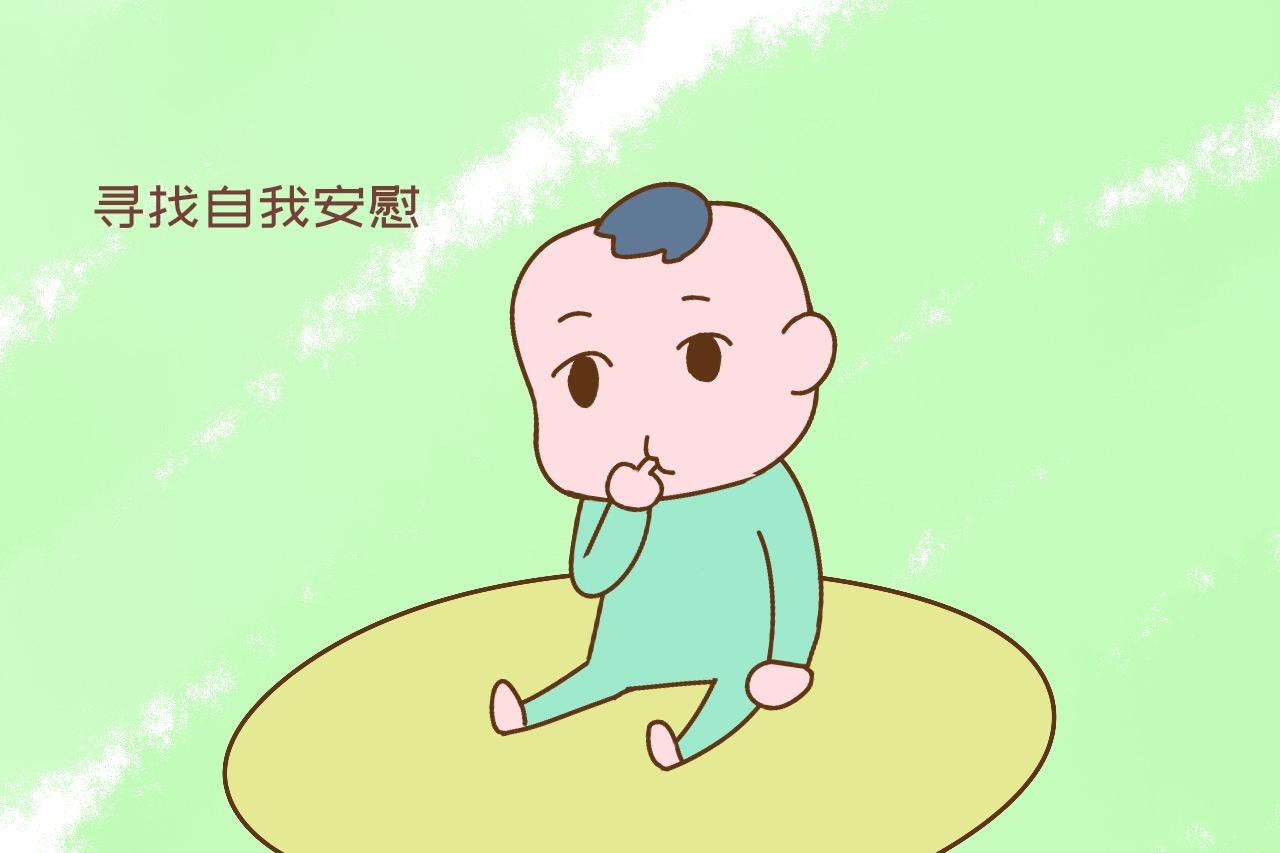 """孩子喜欢吸吮拇指,是在传达这些""""暗语"""",家长别看不懂"""