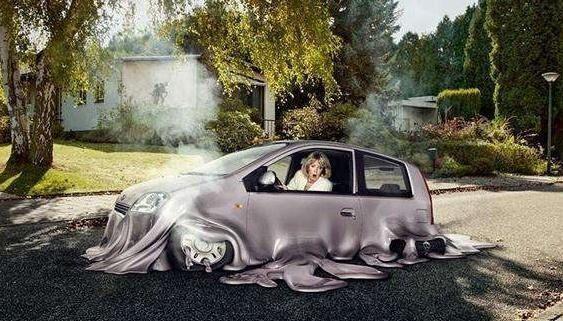 炎炎夏日,其实你的爱车比你更需要降温!