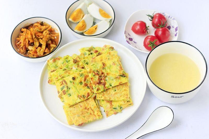 苦瓜做早餐,十分钟就搞定,不苦有窍门,孩子都喜欢吃
