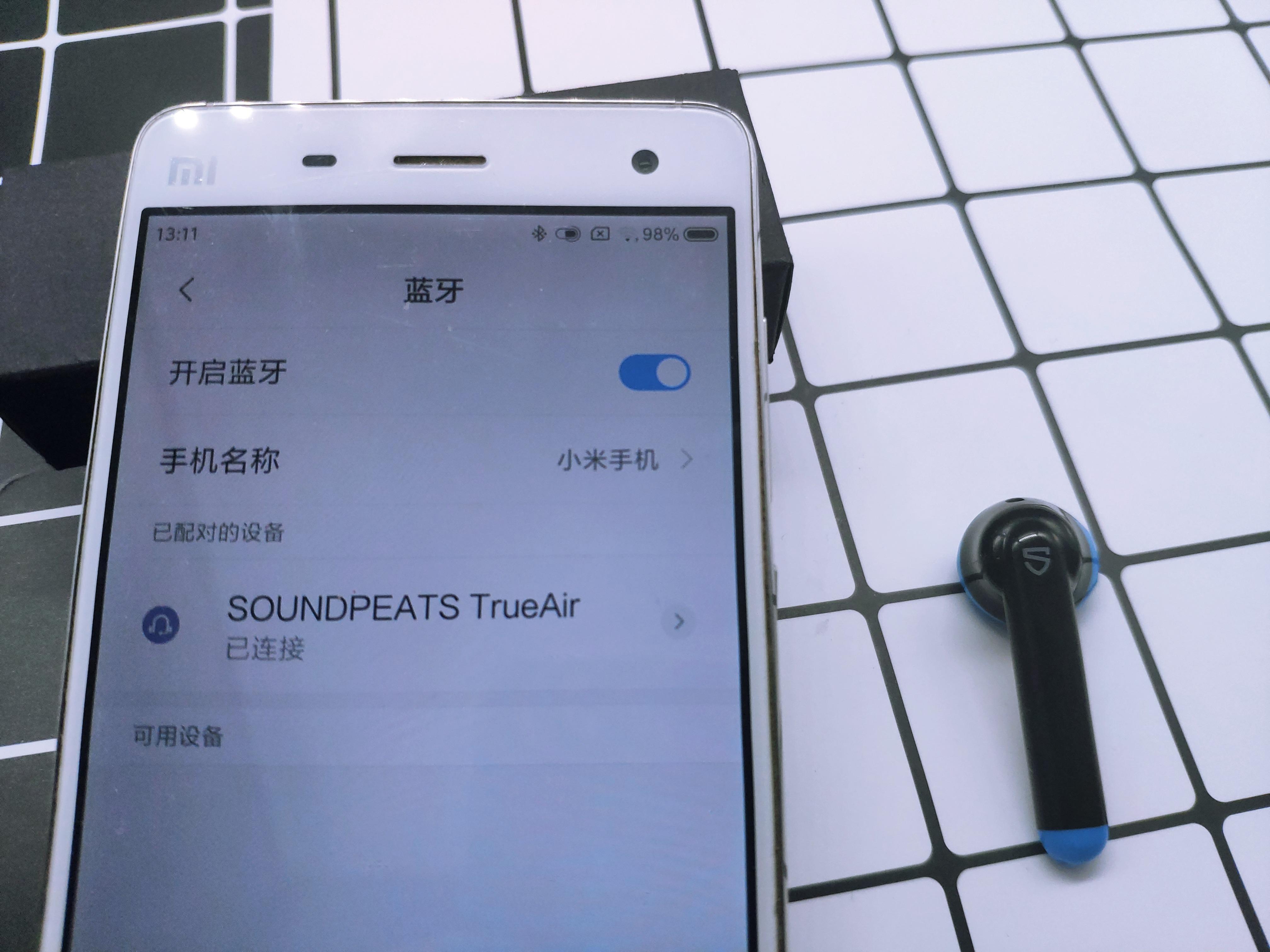 专为游戏而生,低延迟真痛快——SOUNDPEATS TrueAir耳机