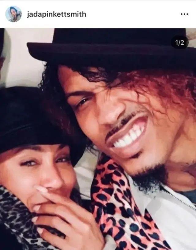威爾史密斯妻子疑出軌27歲歌手,經兒子介紹認識,還獲丈夫祝福
