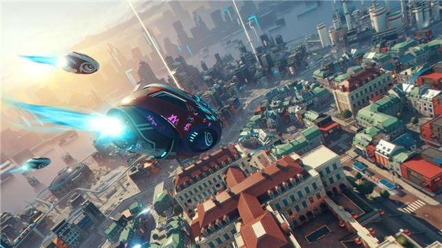 游戲午報︰育碧免費大逃殺《超獵都市》;《輻射》電視劇正式公布
