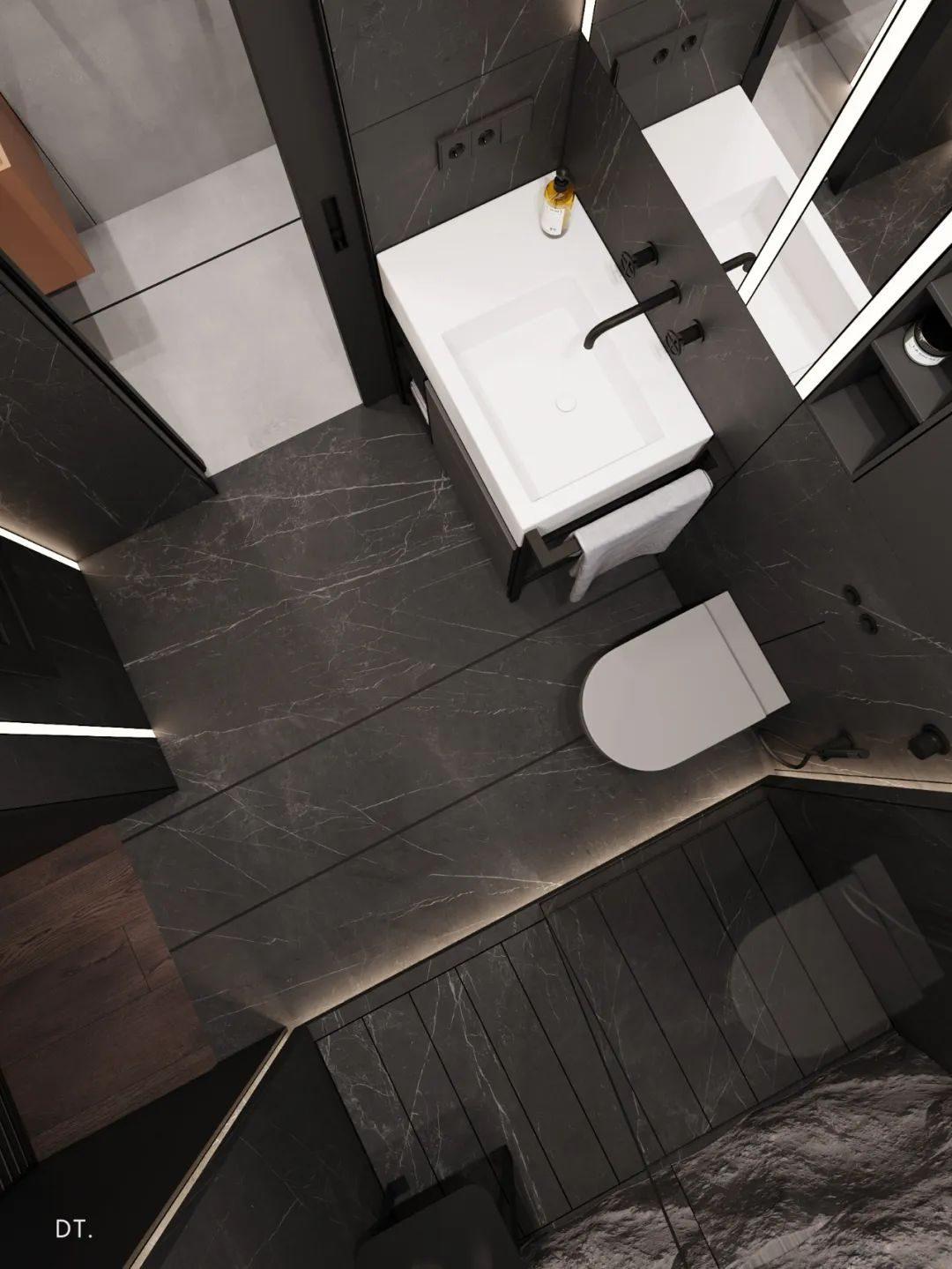 DE&DE新作 | 146 高級黑輕奢私宅