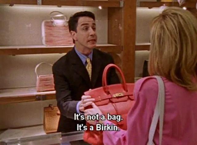 """通過努力買自己喜歡的包,不愧是""""姐姐們""""!"""