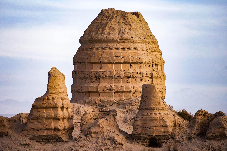唐僧與孫悟空相遇之地,經受了千年風雨洗禮,後來卻被俄國人毀壞