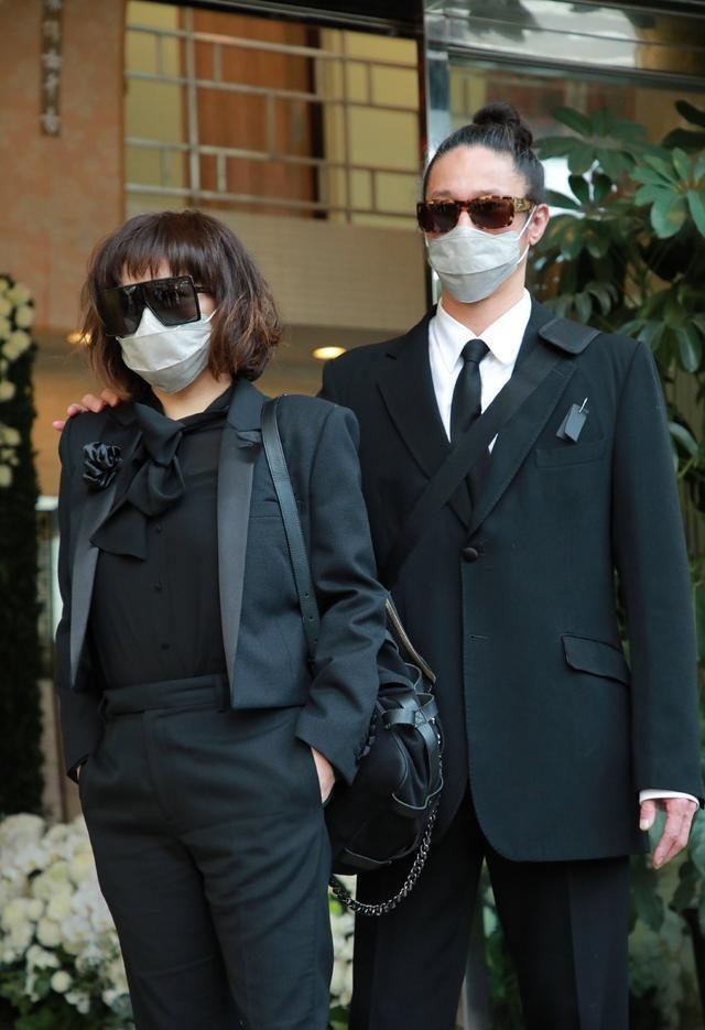 何鴻葬禮四房西裝語言解碼,借由領口、版型、搭配表現性格魅力