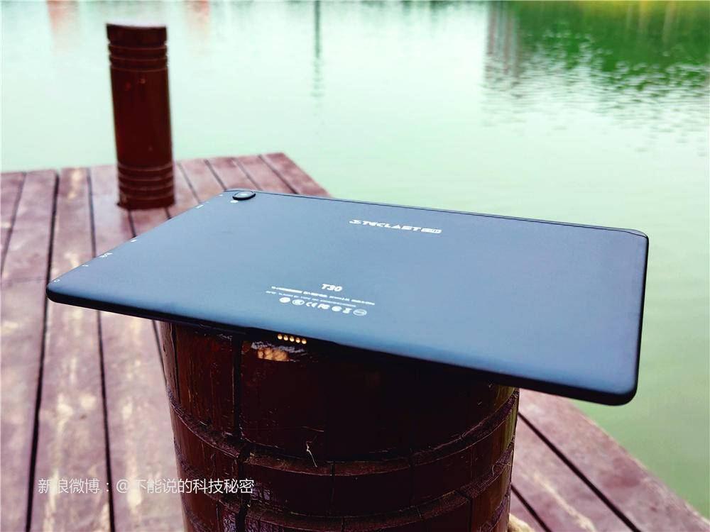 輕薄至簡   匠心獨運 台電T30平板讓你的背包更窄小