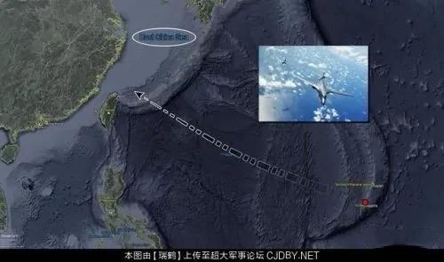 晨楓︰如鯁在喉,如何打擊第二島鏈上這個關節之島