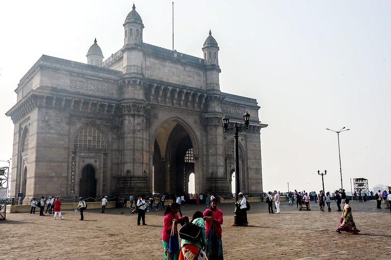 來到印度第一印象,馬路上擁擠不堪亂七八糟,但人文氣氛濃厚