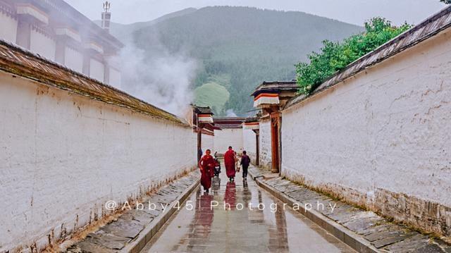 甘南旅行必去拉卜楞寺,不僅是世界藏學府,還入圍神奇西北100景