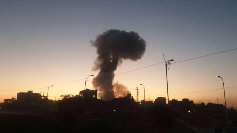 敘利亞東北部武器庫發生爆炸 多人受傷