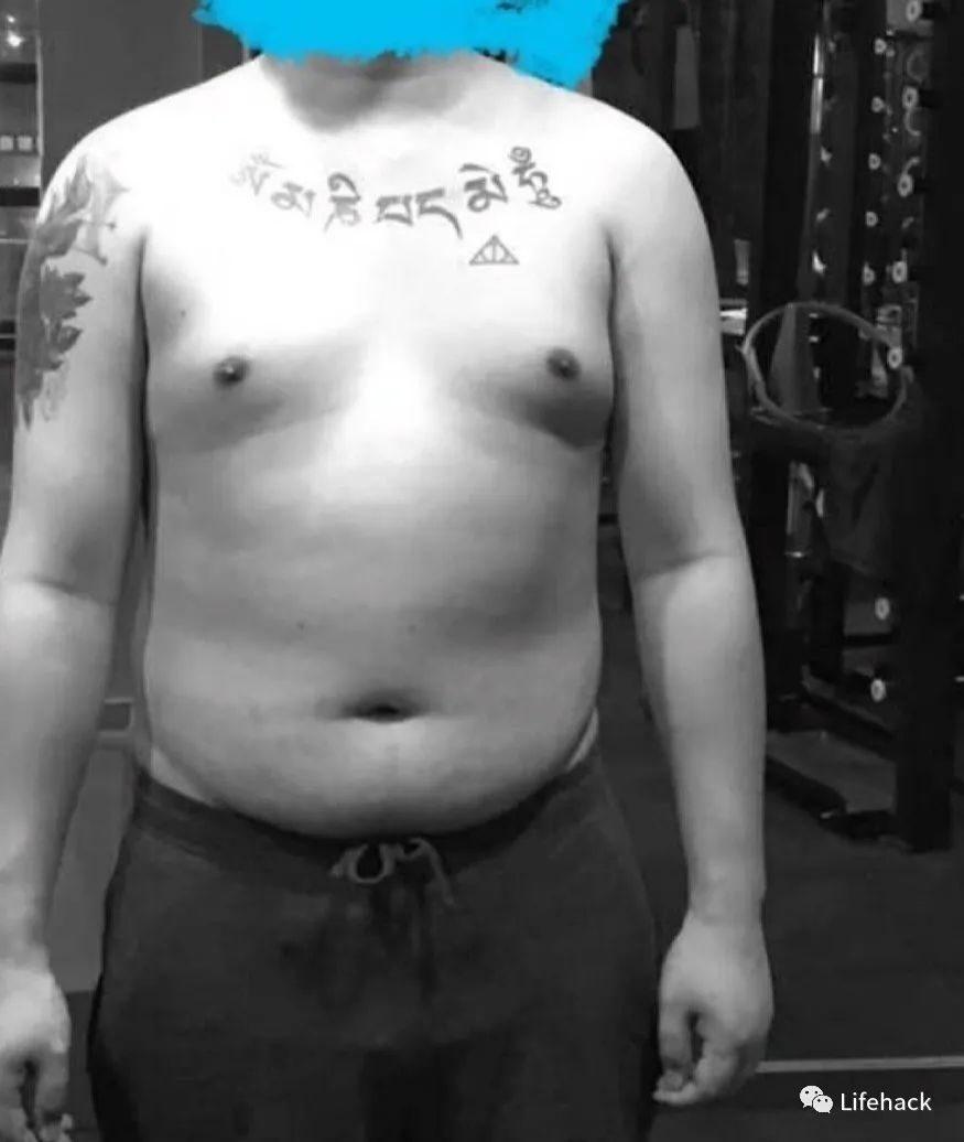 狂減30%體脂後他從肉球變型男,這也太狠了