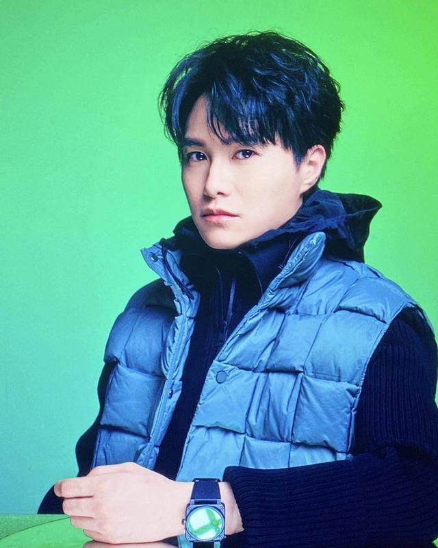 TVB花旦胡定欣最好狀態迎接新劇,與舊愛馬國明再同框引熱議