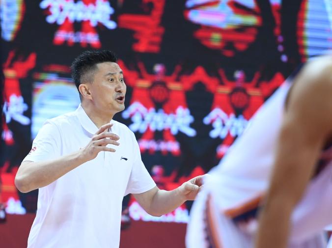 廣東26連勝後,杜鋒真不願意多說,他還想著未來兩個勁敵