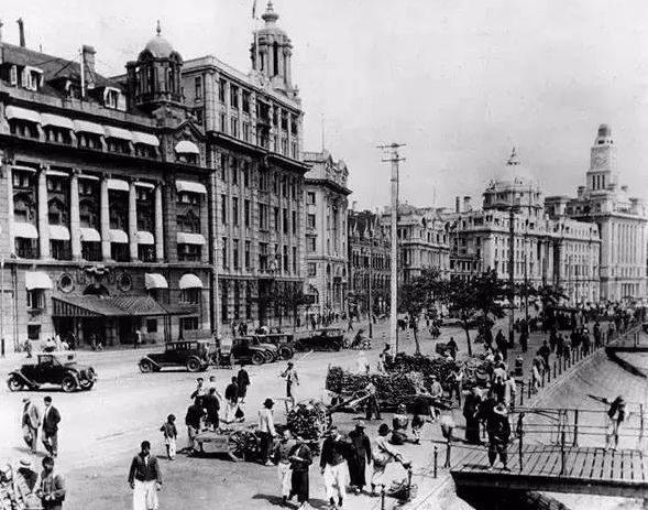 十张民国时期的老照片:座马车是青铜组,座汽车简直是开挂了