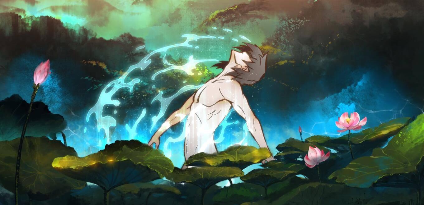 《雾山五行》开播就是真神仙打架,我愿称之为最强! 国漫杂谈 第11张