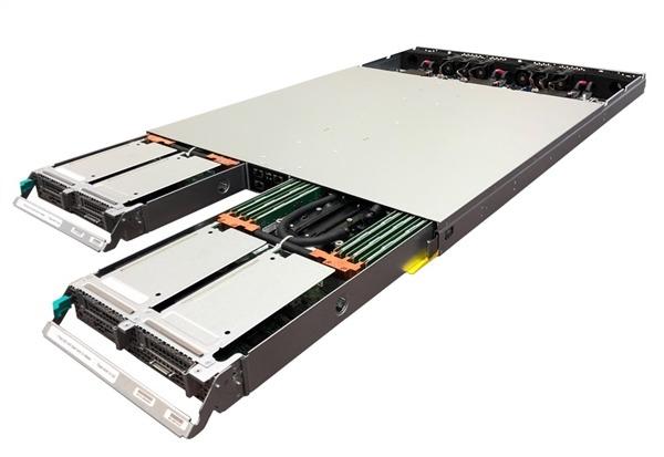 Intel 56核心至強鉑金9200終于開賣︰單機架1.5萬個框框