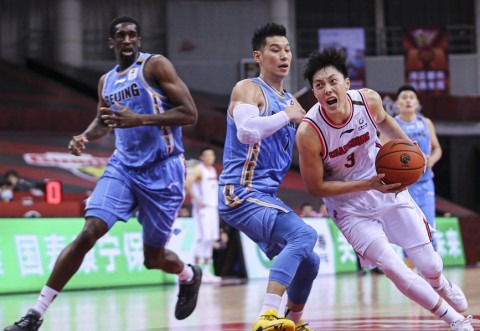 北京隊有兩大強點,有望半決賽再克廣東隊,五年前魔咒再次重演?