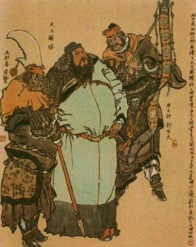 """中國古代的將軍們為何沒有""""八塊腹肌"""",反而都挺著""""將軍肚""""?"""