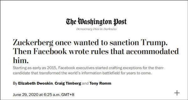 """從""""中國女婿""""到反華先鋒,你知道Facebook有多努力嗎?"""