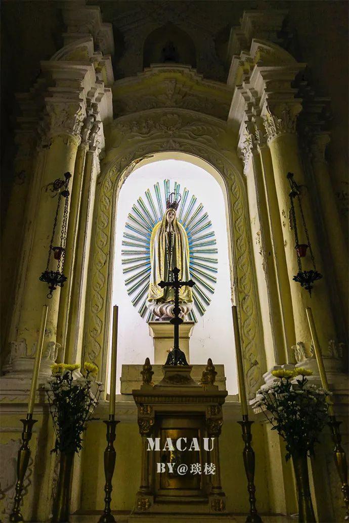 澳門最值得打卡教堂推薦,這個教堂,連韓劇《花樣男子》都取過景