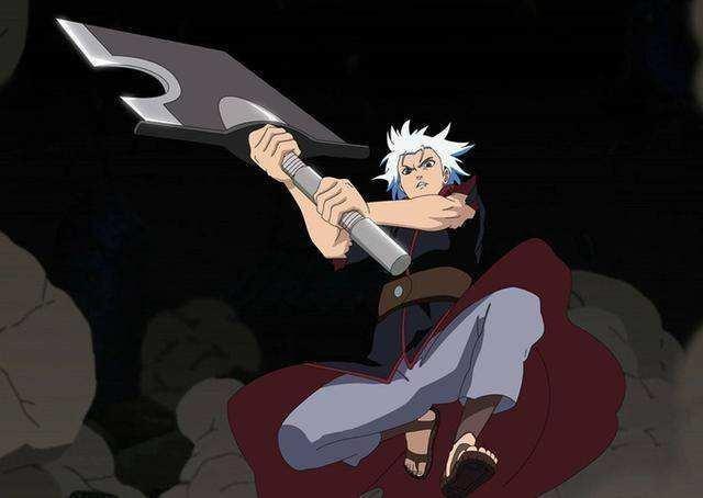 火影忍者︰4大用刀高手各有特色,奇拉比7刀流是否只是噱頭?