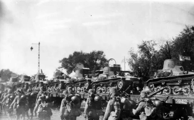 日本陸軍最強師團︰簡述二戰日本陸軍戰車師團的組建和存在的意義