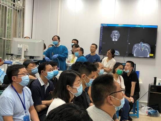 耳鼻咽喉头颈外科手术解剖暑期学校-鼻窦鼻颅底项目圆满结束