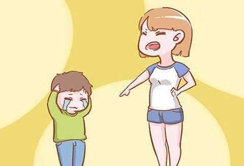 最伤孩子的5句话,第3句你一定说过!好父母都懂得嘴下留情!