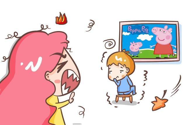 """孩子看电视很""""上瘾""""该怎么办?别急,看完这篇你就清楚怎么做了"""