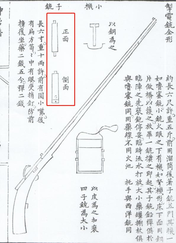 它不是第一把後膛槍,但是第一把工業化量產的後膛槍,霍爾1819