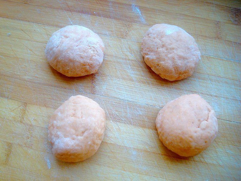 炸红薯饼,面粉和它是绝配,蓬松暄软,放凉也不硬,早餐吃真好