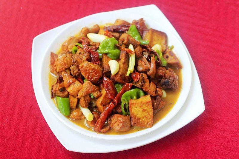 大盘鸡的最新创意吃法,终于大公开了,好多新疆人都不知道
