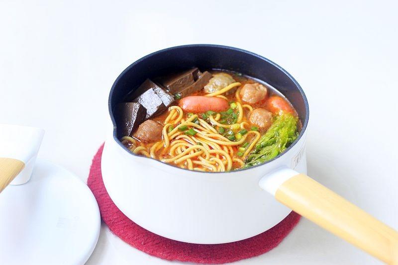 秋天就爱这午餐,比外卖都省事好吃,10分钟煮一锅,便宜又实惠