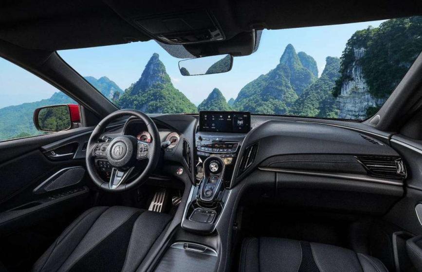 中型豪华SUV市场中的隐藏王者——广汽Acura RDX A-Spec(图3)